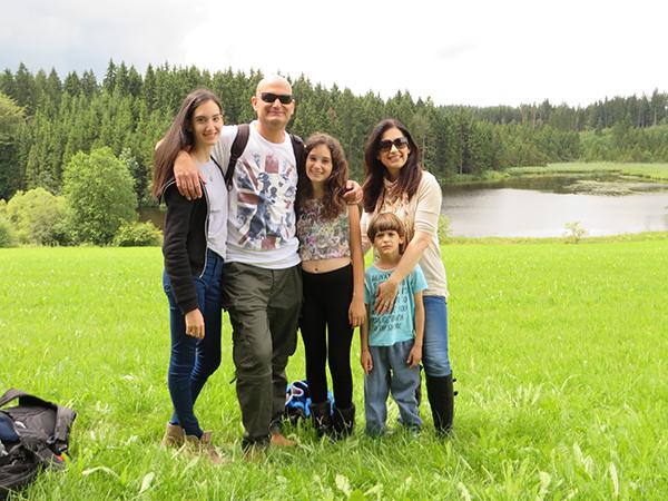 טיול קרוואנים באירופה למשפחות עם נוהגים לטייל גלבוע ליער השחור. טיול בר מצווה עם אטרקציות ביער השחור.