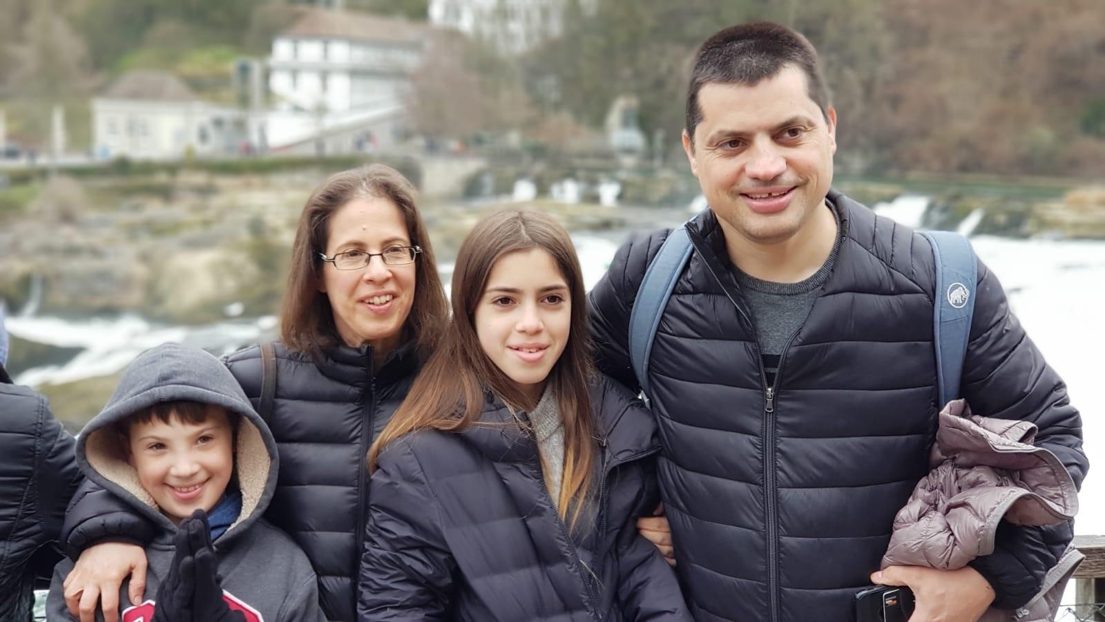 משפחת יעקבי