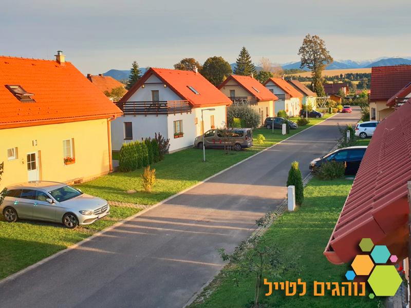 טיול לסלובקיה